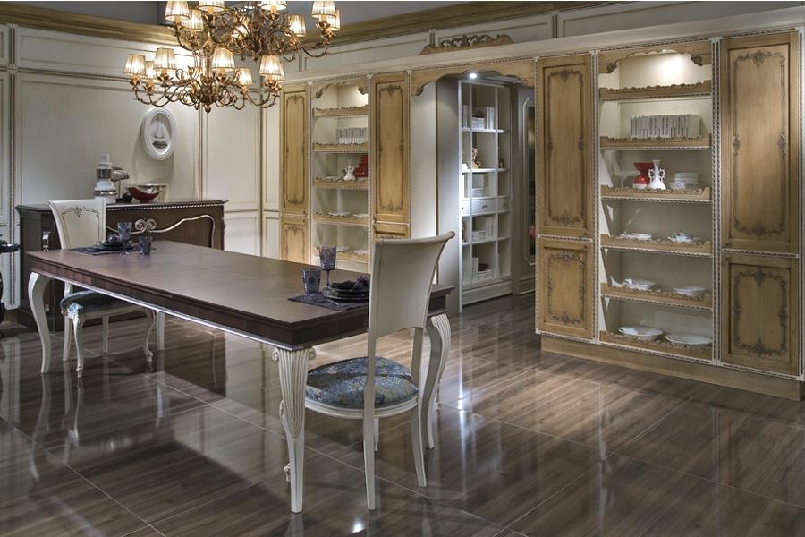 Roberto Varchi - Interior Designer - Sale da Pranzo Neoclassiche